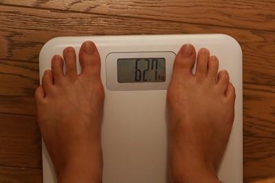 めっちゃたっぷりフルーツ青汁でファスティング前の体重