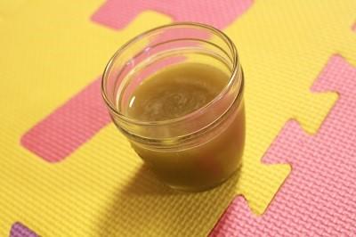 めっちゃたっぷりフルーツ青汁の写真